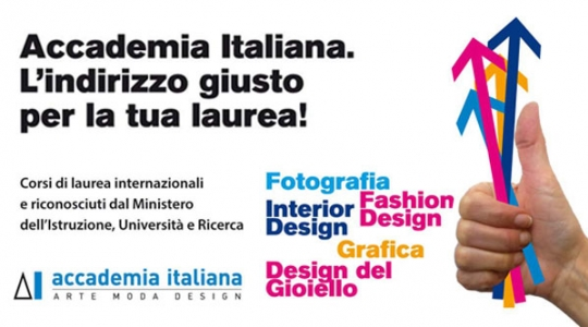 Accademia italiana di arte moda e design firenze made for Accademia arte milano
