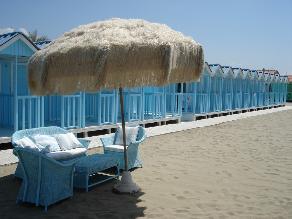 The seaside resorts of versilia firenze made in tuscany - Bagno alcione forte dei marmi ...