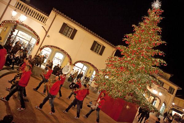 Un Natale da fiaba al Barberino Designer Outlet - Firenze Made in ...