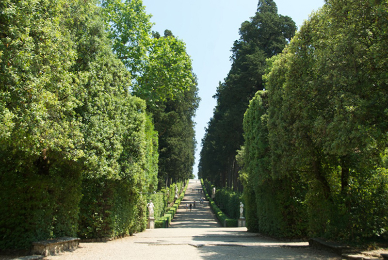 The Boboli Gardens in Florence - Firenze Made in Tuscany