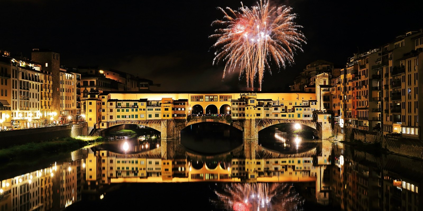 New Year 2017 in Florence