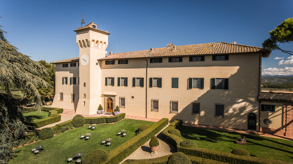 New Year's Eve 2017 at Castello del Nero Hotel & Spa