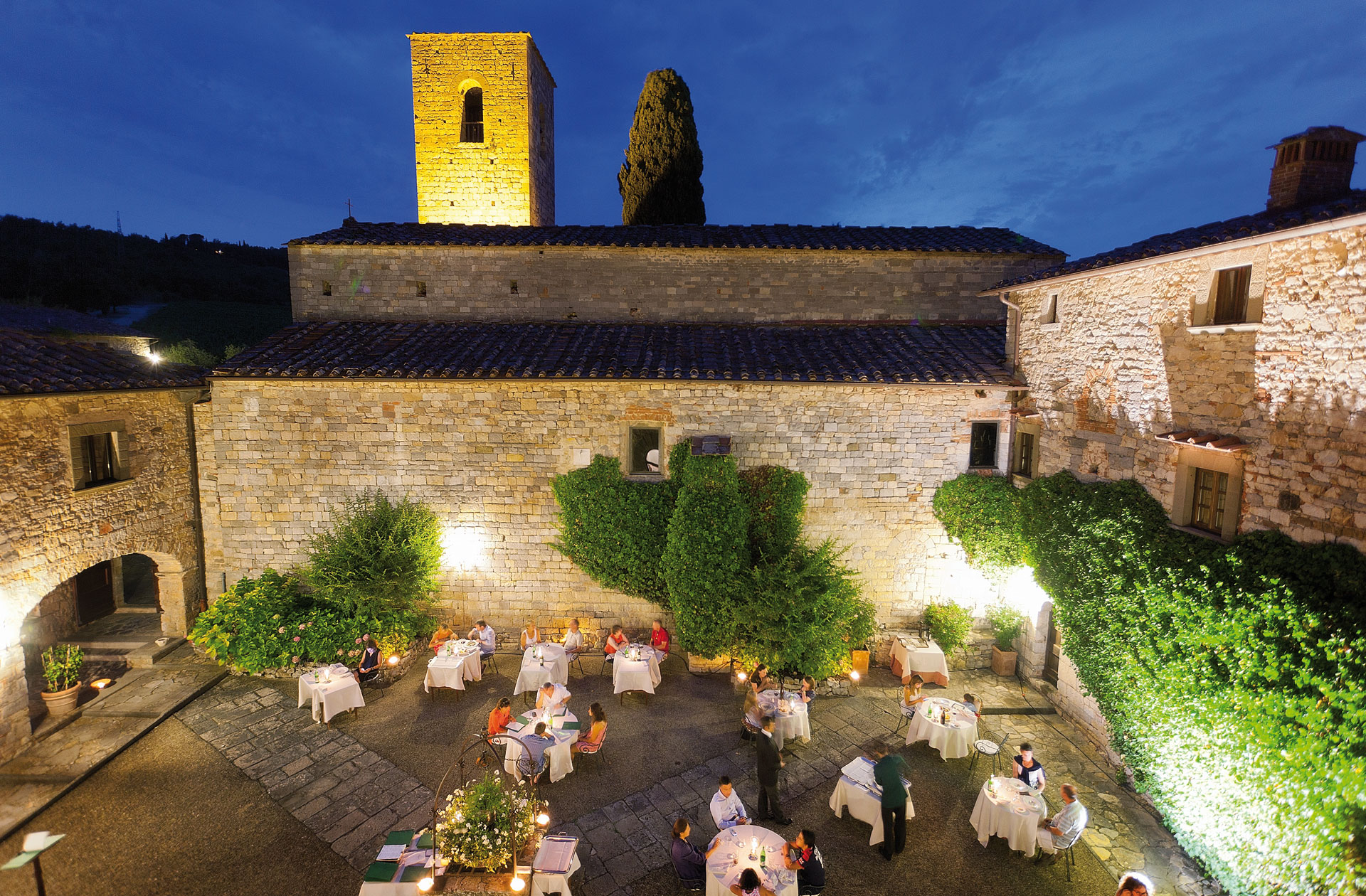 Dining with the Stars al Castello di Spaltenna