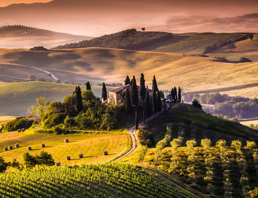 The 300 years of the Chianti
