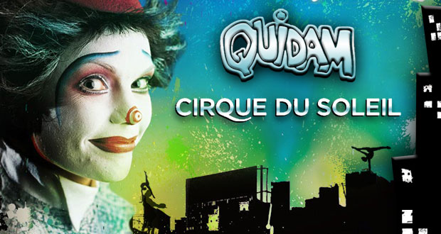 Cirque du Soleil makes a stop in Florence