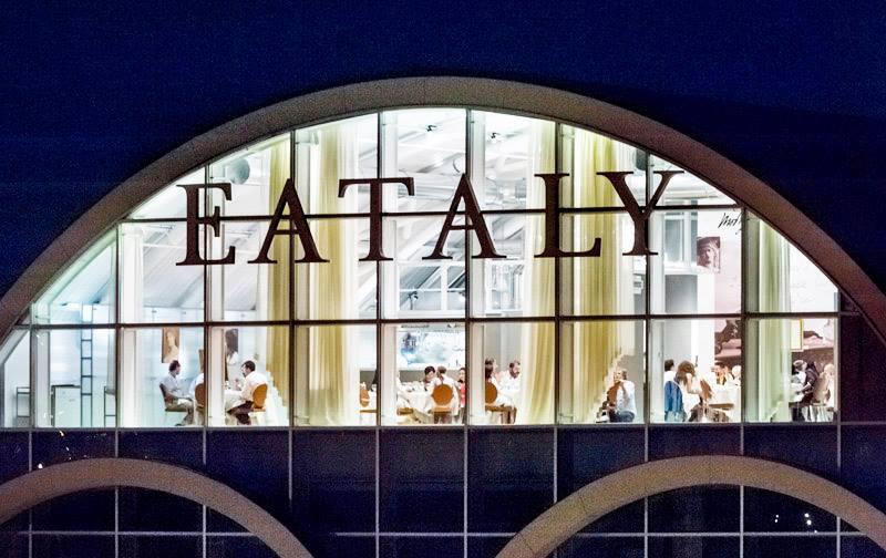 Eataly in Firenze