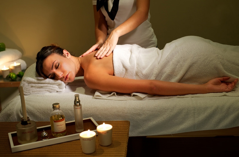 Discover the rituals of White Iris Beauty Spa by Comfort Zone of Hotel Continental