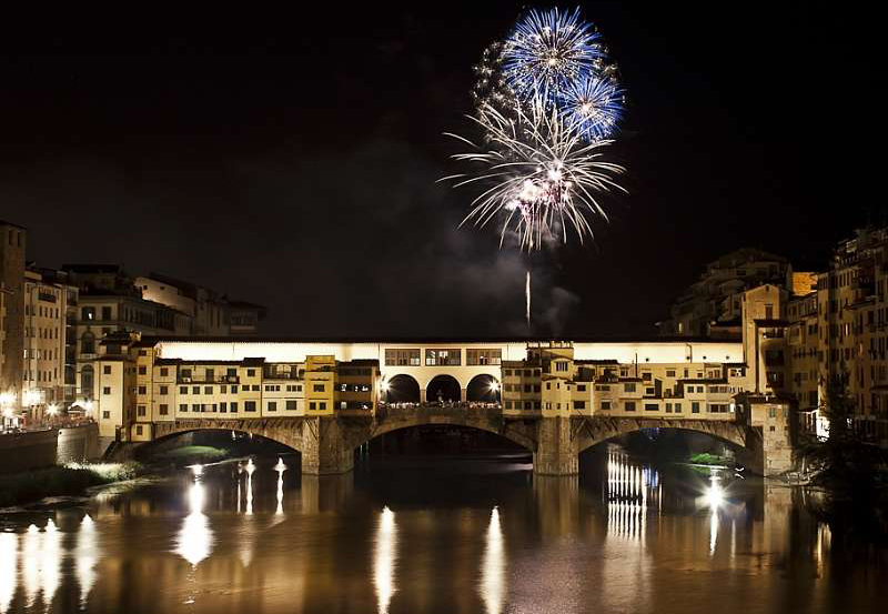 The magic of the feast of San Giovanni in Florence