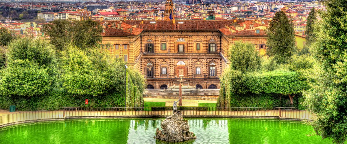 Gucci fashion show in palazzo pitti and engages in a grand restauto botanical heritage of the - Giardino di boboli firenze ...