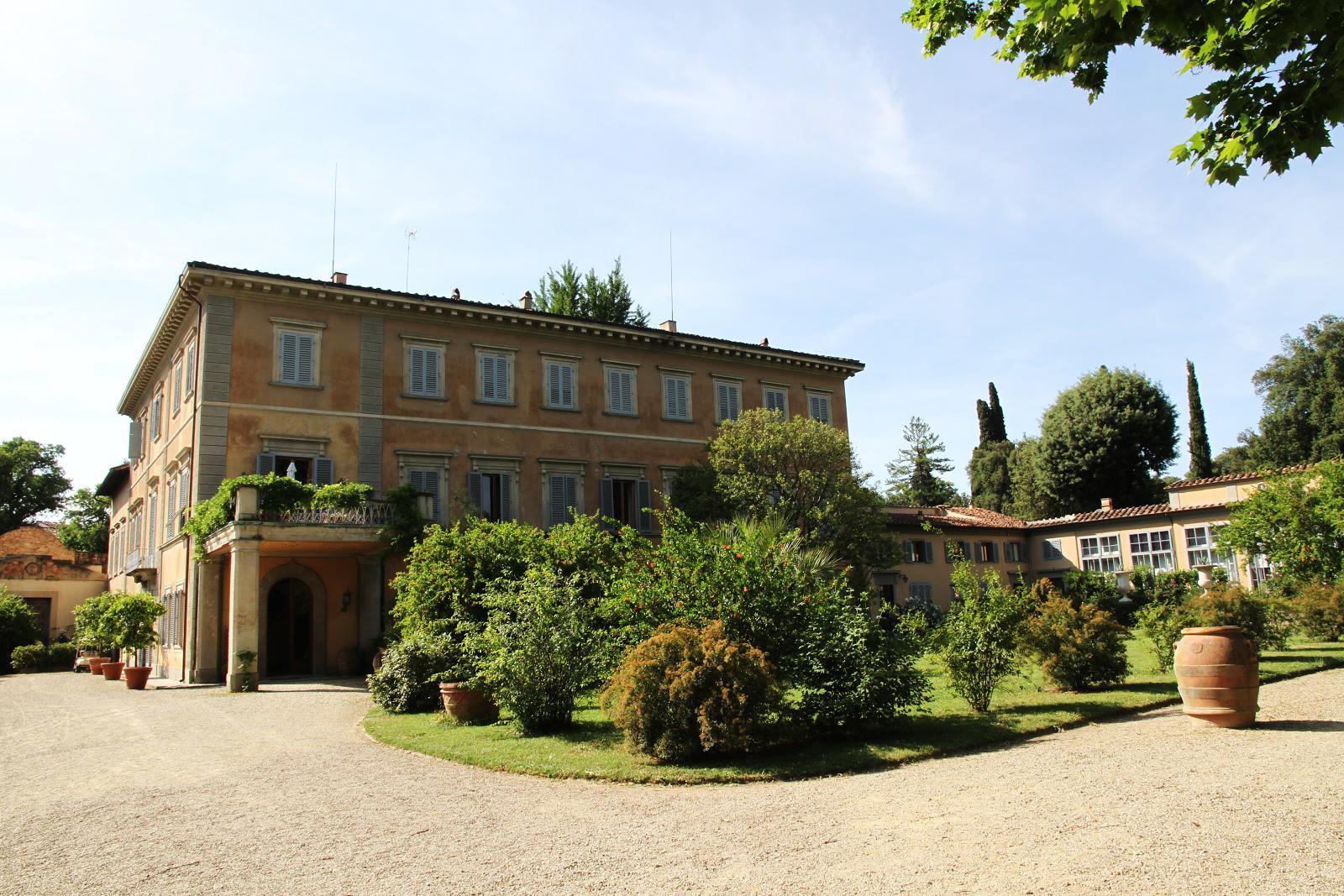 Cortili e giardini aperti a firenze e in toscana firenze for Giardino torrigiani