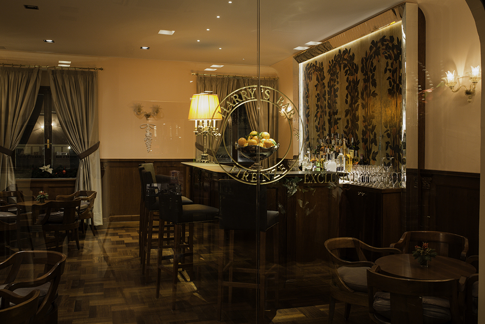La nuova Luxury Lounge dell'Harry's Bar