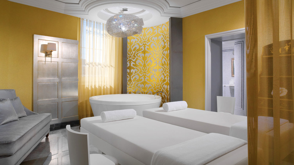 Novità di benessere all'Iridium Suites Spa di The St. Regis Florence