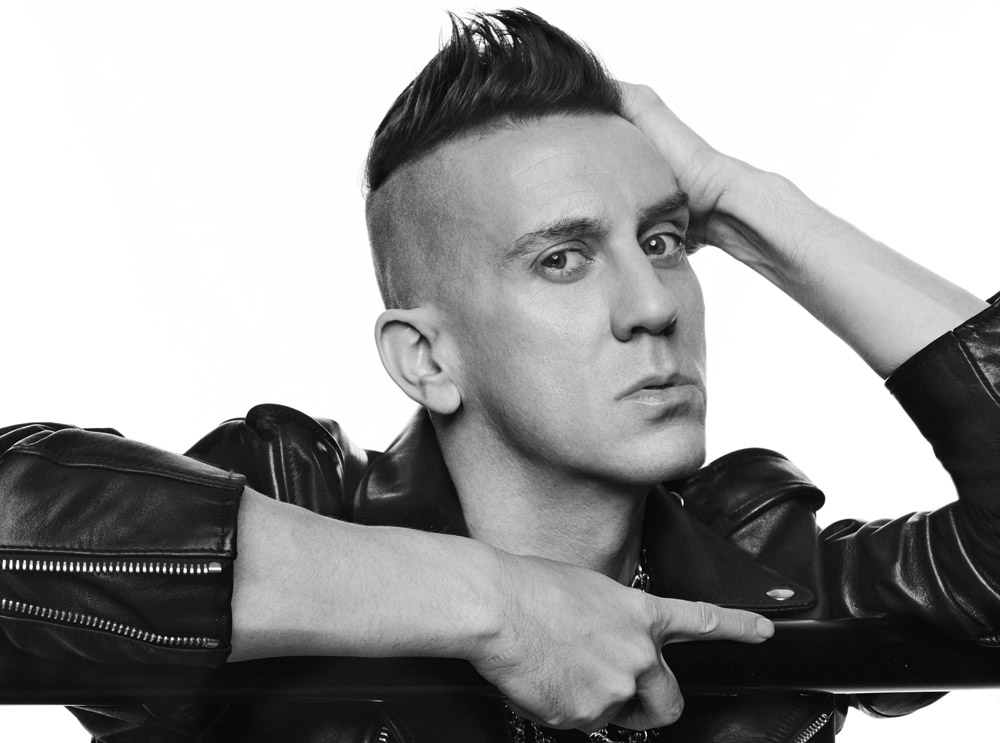 Jeremy Scott for Moschino al Pitti Uomo 88 a Firenze
