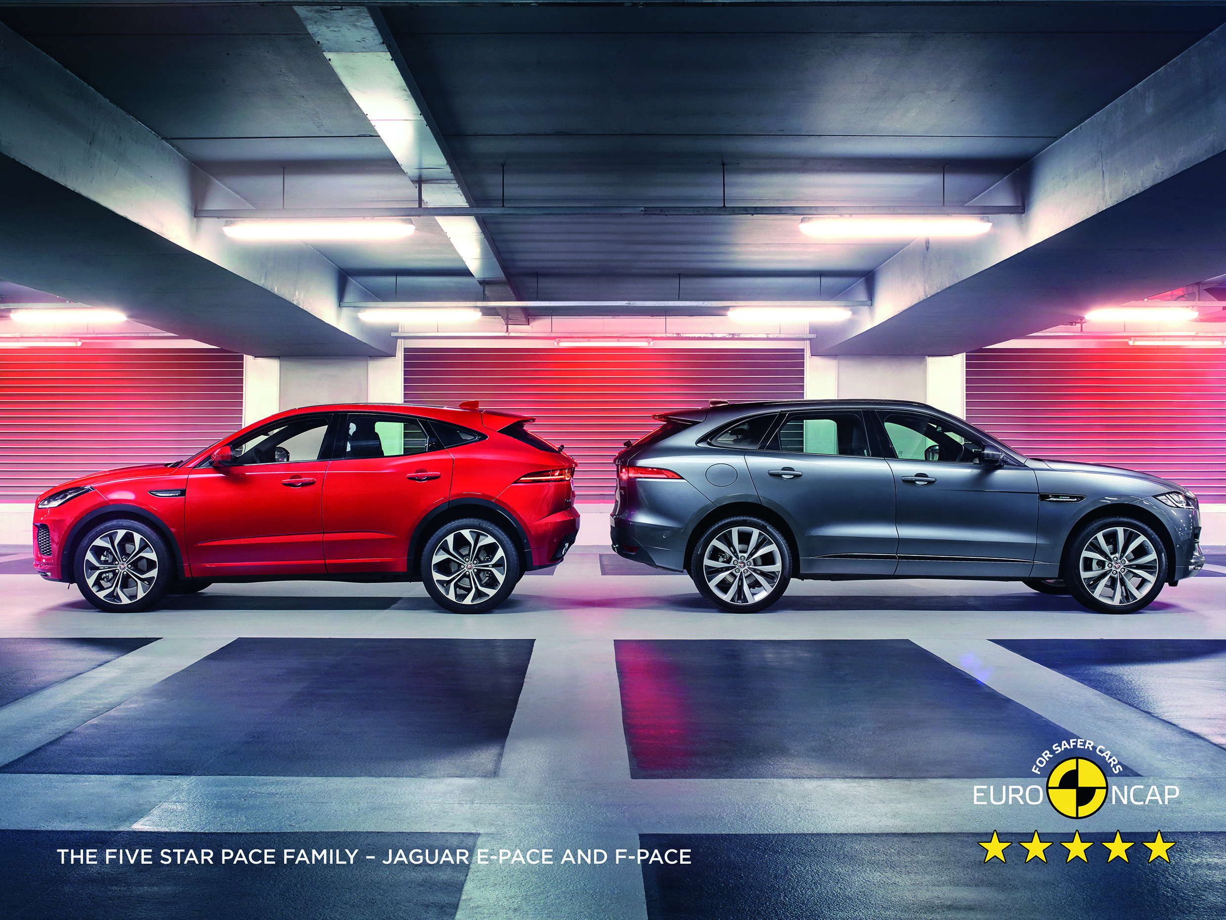 L'esclusivo mondo Jaguard e Land Rover firmato International Motors