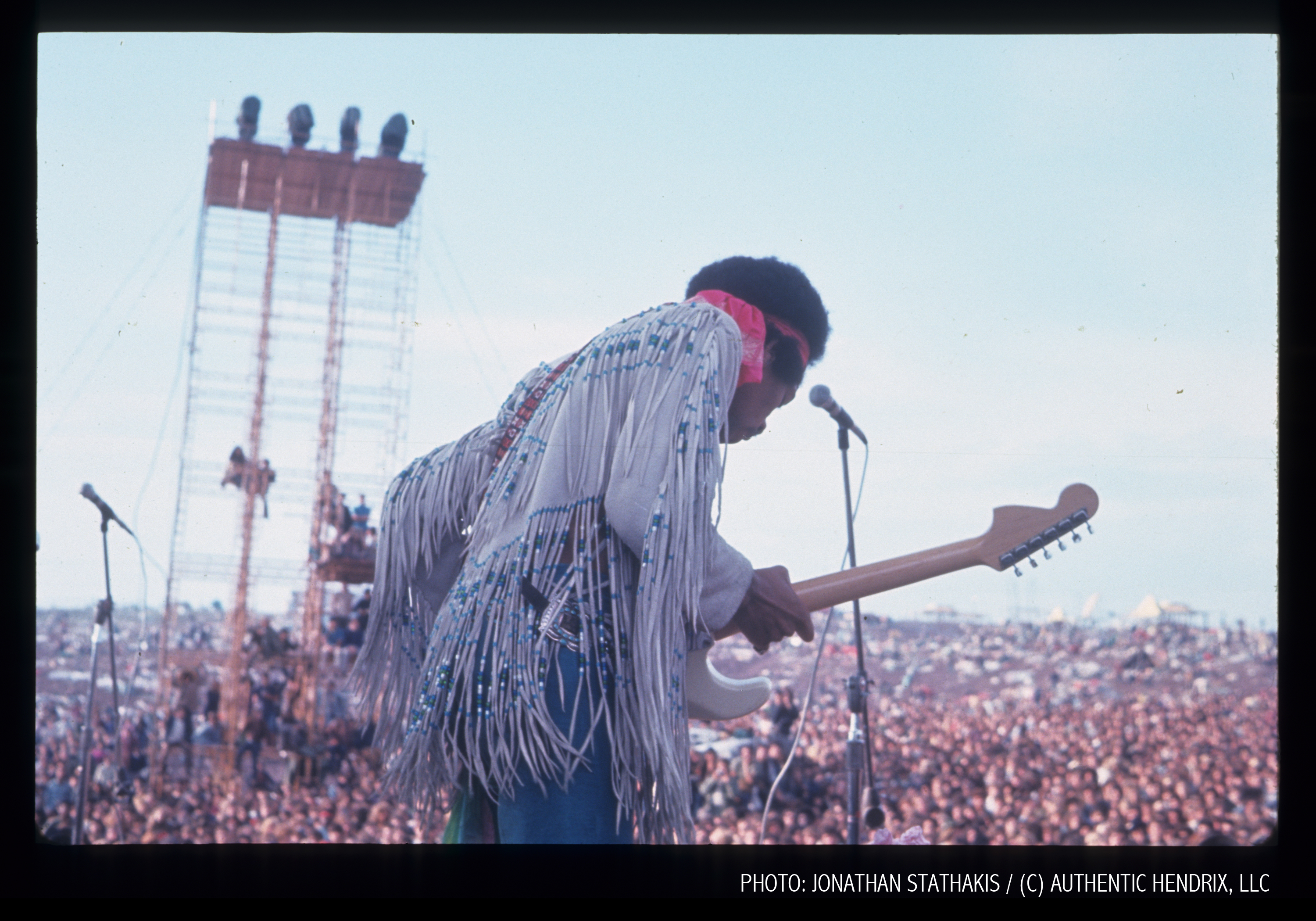 Hendrix 70. Live at Woodstock