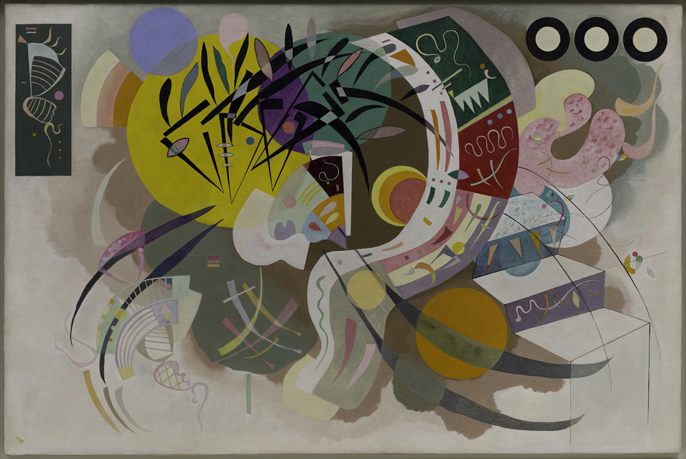 From Kandinsky to Pollock. The Art of the Guggenheim Collections