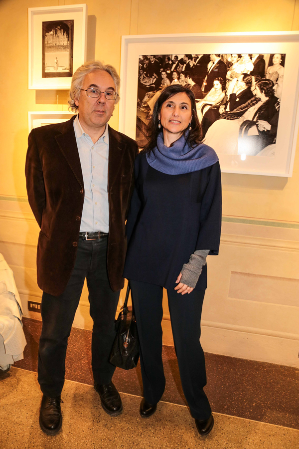 <p>Piero and Mariateresa Guicciardini </p>