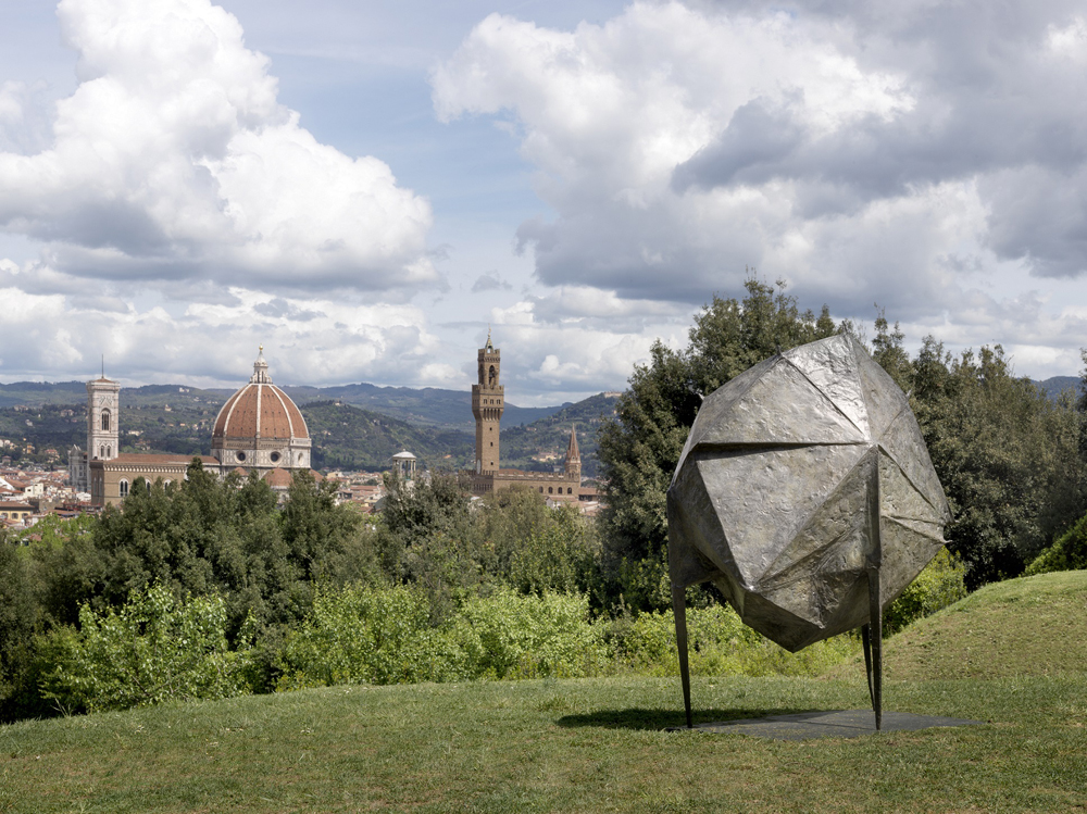 Chadwick - Retrospective for two gardens in Florence