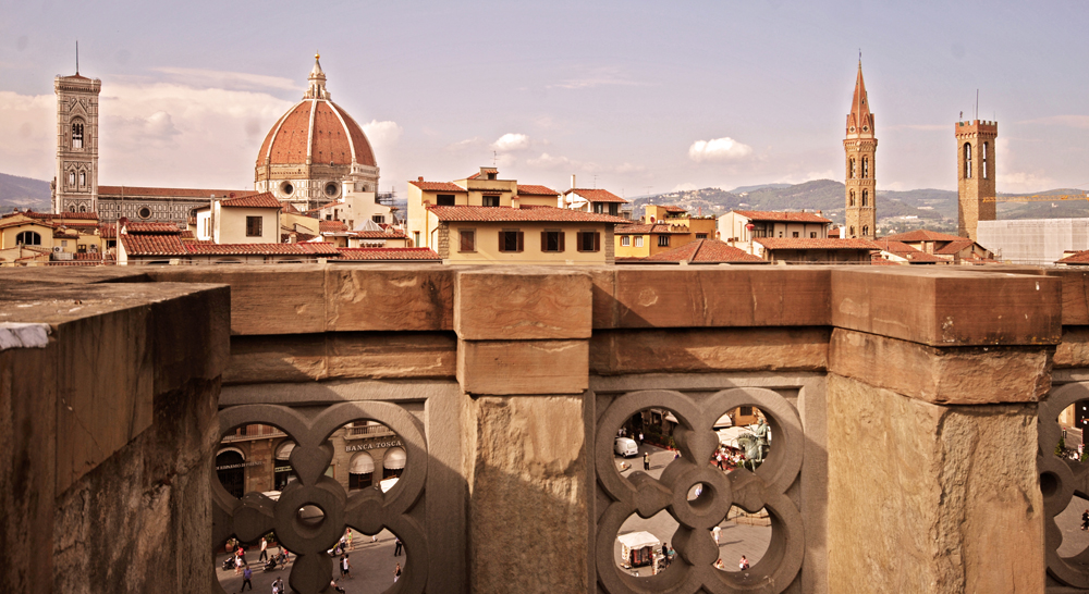 The Inferno  in Florence