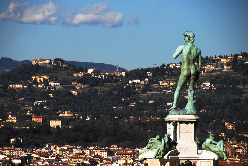 Piazzale Michelangelo Firenze Made In Tuscany