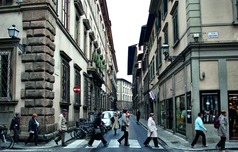 San Lorenzo. The most Pop district in Florence