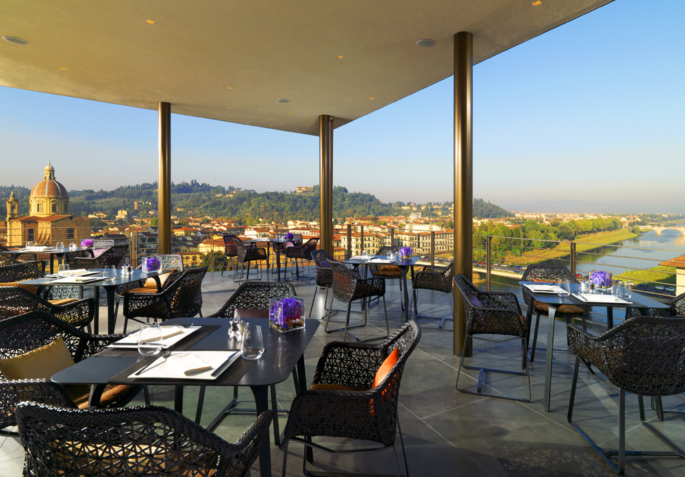 Lunch al Se•Sto On Arno del The Westin Excelsior di Firenze