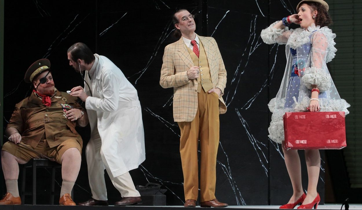 The Maggio season opens with Rossini