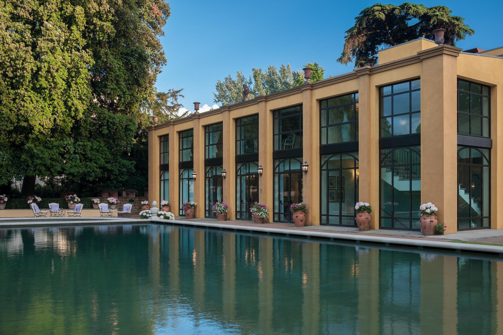 Progettazione spa firenze aqva service piscine