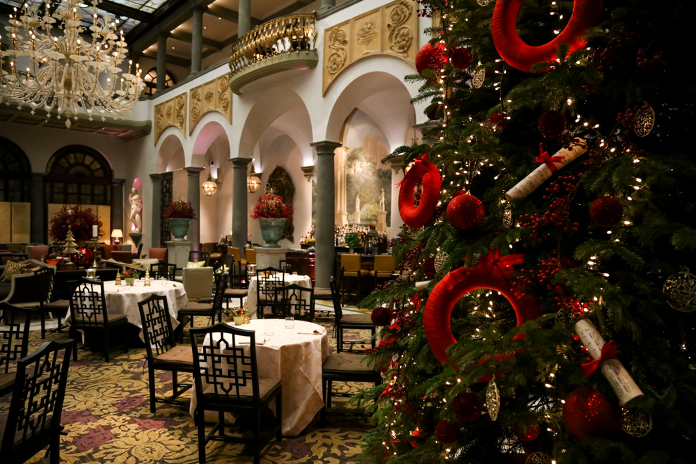 Magic Christmas.Magic Christmas At The St Regis Florence Firenze Made In Tuscany