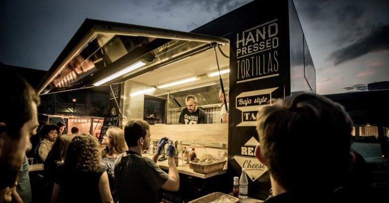 Streeat Foodtruck Festival a Firenze