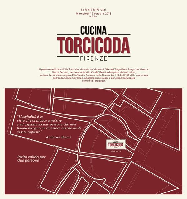 Cucina torcicoda a firenze firenze made in tuscany - Cucina 16 firenze ...