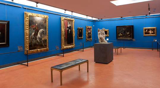 Wondering what's been happening at the Uffizi?