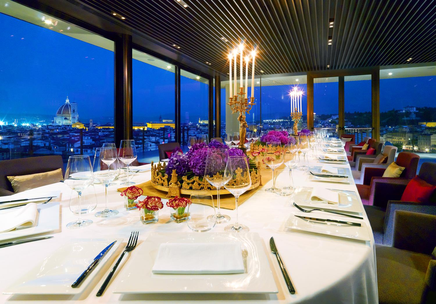 Thanksgiving Day At Se Sto On Arno Of The Westin Excelsior