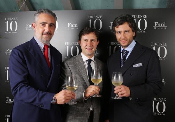 Matteo Parigi Bini, Dario Nardella, Alex V. Lana