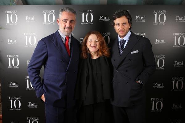 Matteo Parigi Bini, Cristina Giachi, Alex V. Lana