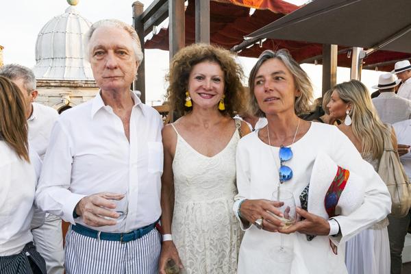 Alessandro and Alessandra Zoppi, Sigrid Glöer Felt