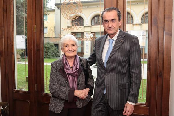 Alessandra Maggi, Aldo Calvani