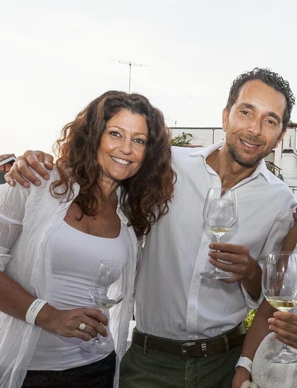 Barbara Maniacco, Andrea Rocchi