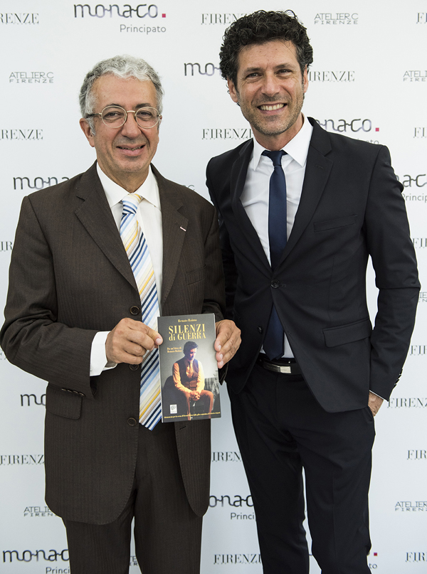 Robert Fillon e Renato Raimo