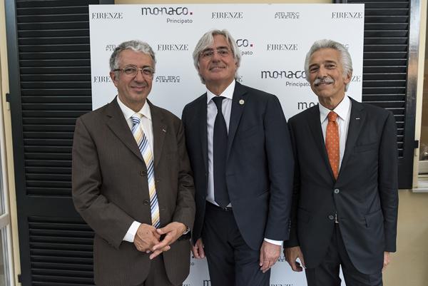 Robert Fillon, Umberto Buratti, Antonio Alessandro Giusti