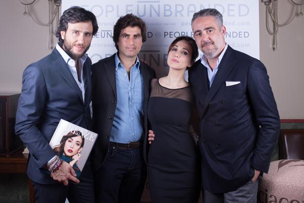 Alex Vittorio Lana, Lorenzo Nencini, Chiara Francini, Matteo Parigi Bini