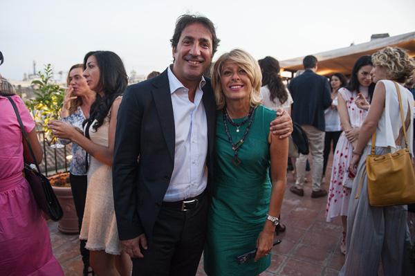 Andrea Vannucci, Paola Paciotti