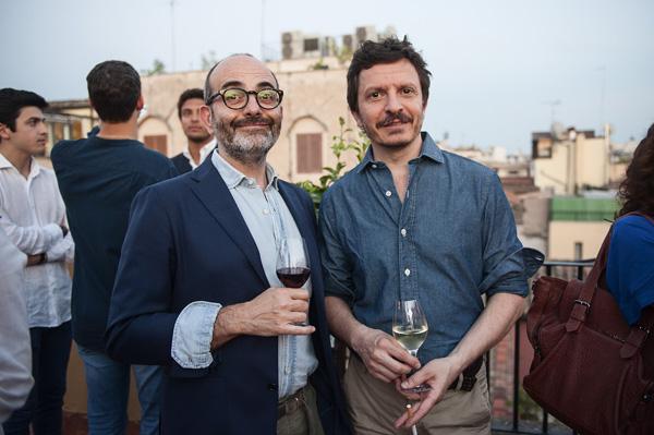 Stefano De Paola, Paolo Vasi