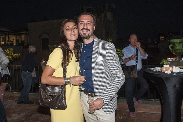 Sharon Ricciotti, Emanuele Cataldi