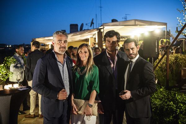 Matteo Parigi Bini, Marta Olivari, Alex V. Lana, Alessandro Pinna
