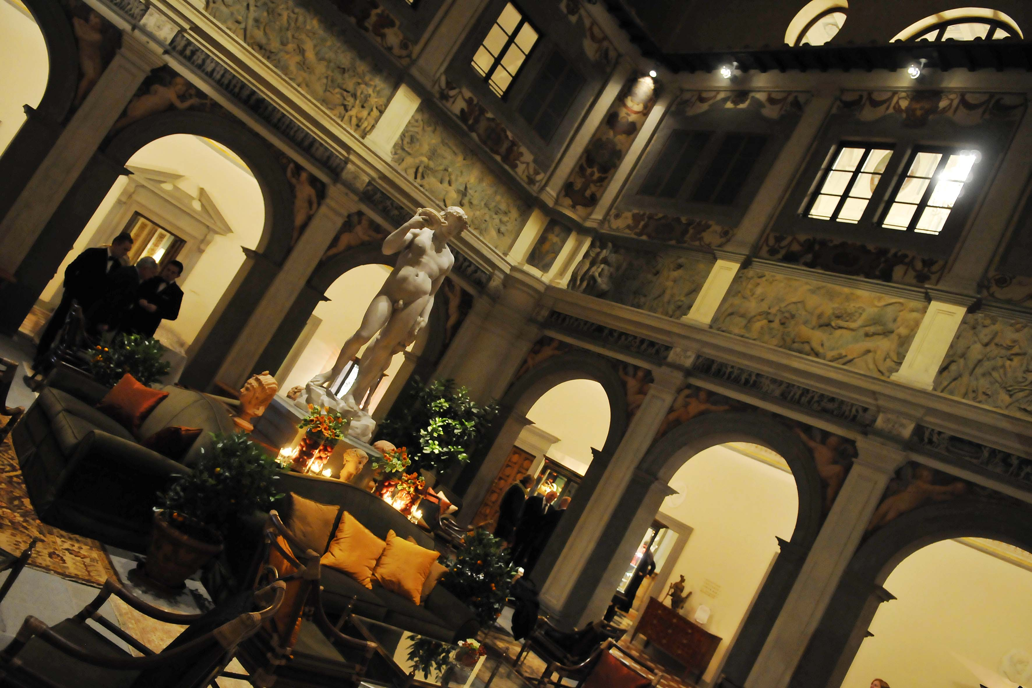 Four Seasons Hotel Firenze, una cena a favore di ANT