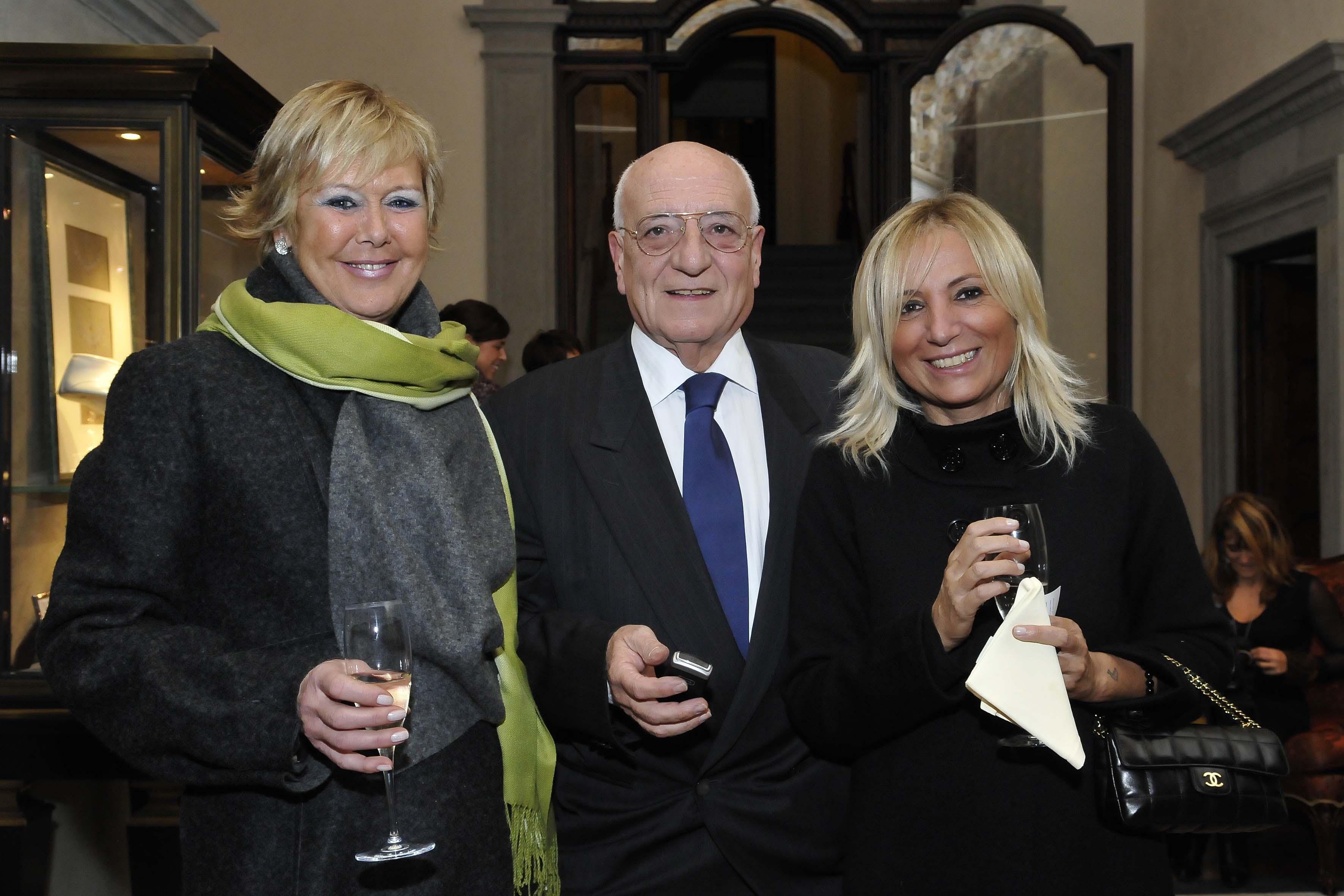 Luciano Pedini,Francesca Vitali, Luciana, Venturelli