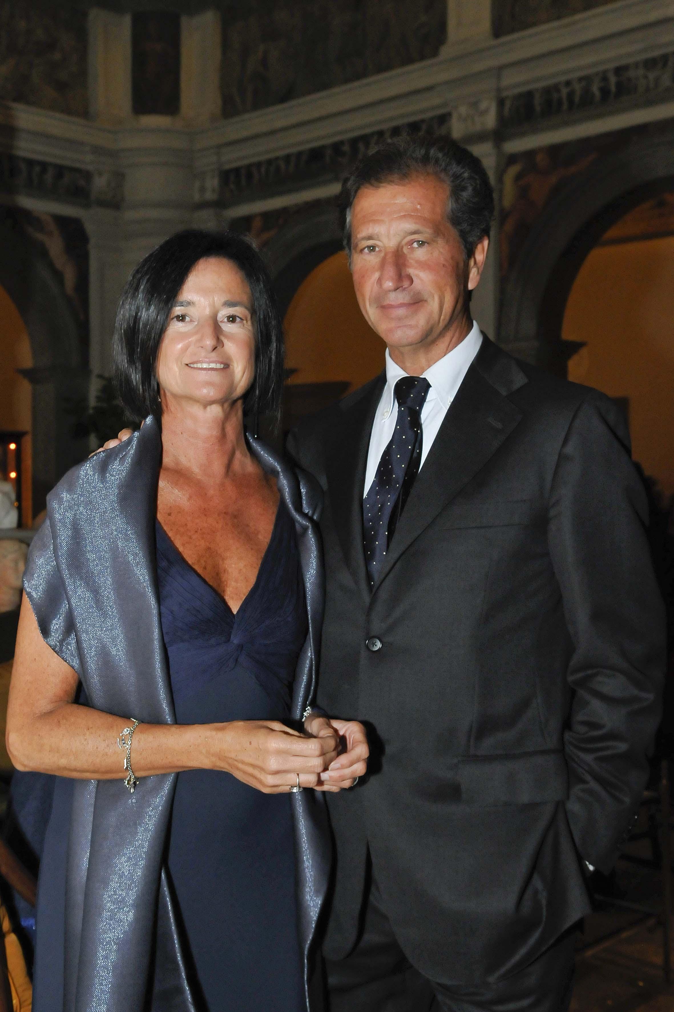 Stefania Fontani e Bruno Bazzani