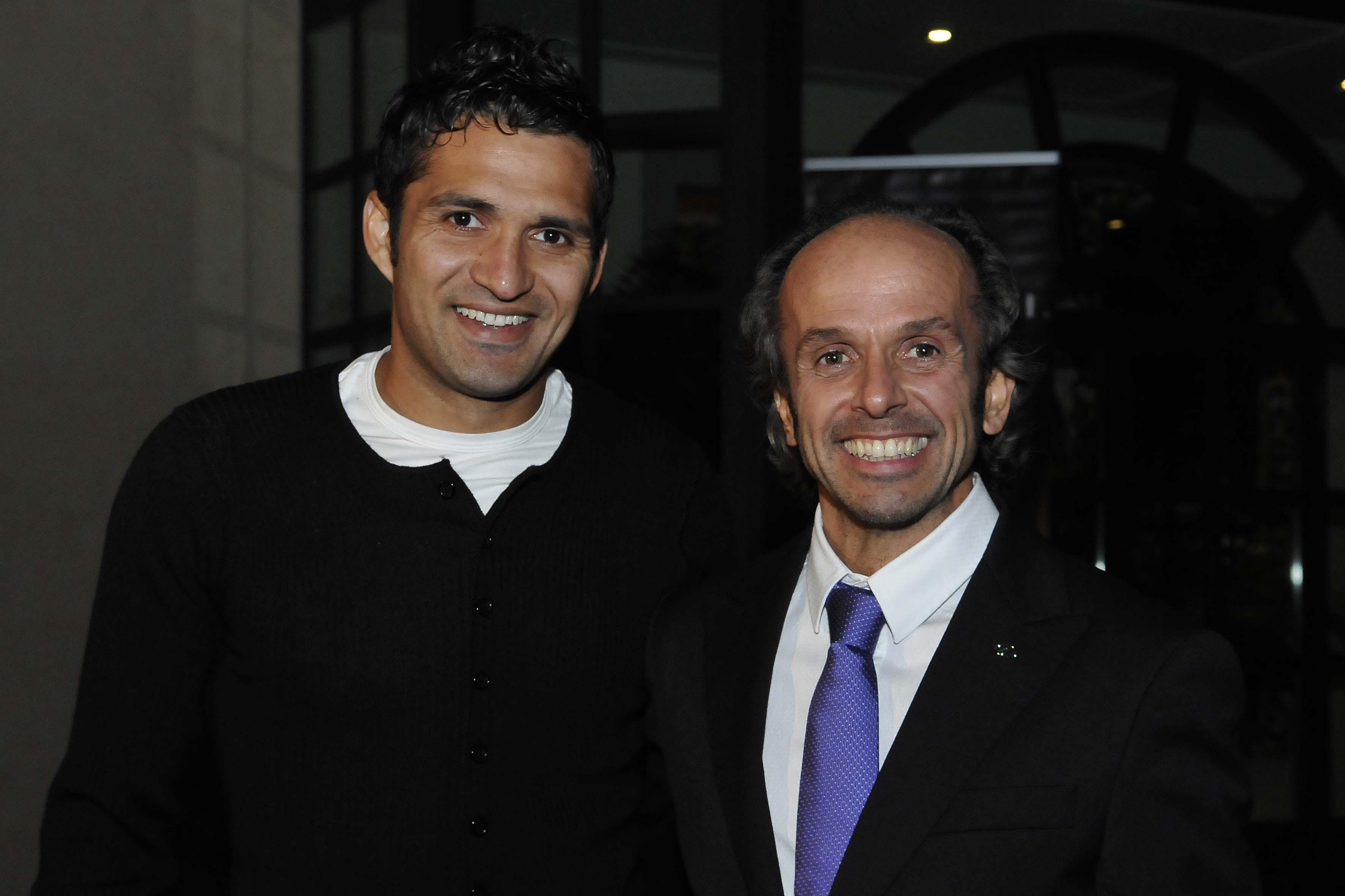M.A. Santana e Marco Ambrosetti