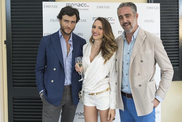 Alex V. Lana, Chiara Squaglia, Matteo Parigi Bini